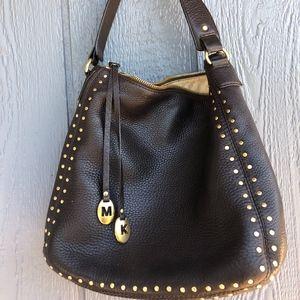 Dark Brown Michael Kors Bag